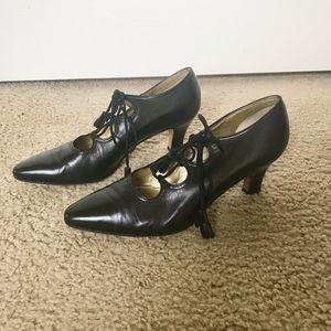 ✨ Designer Vintage Bottega Veneta Heels Size 6.5 ✨